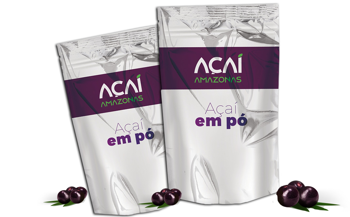Açaí Powder – RWD (Refractance Window Drying®)