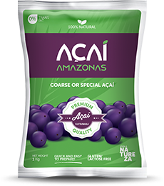 Coarse or Special Açaí