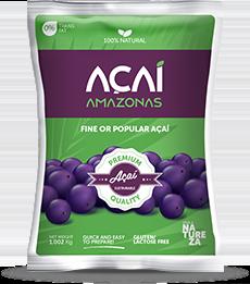 Fine or Popular Açaí